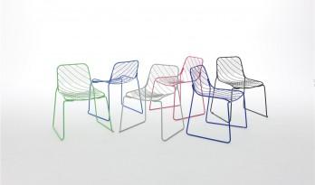 网椅——产品设计才是建筑师的副业 / 众产品
