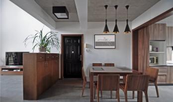 老小区住房焕发活力,原木之家 / 平介设计