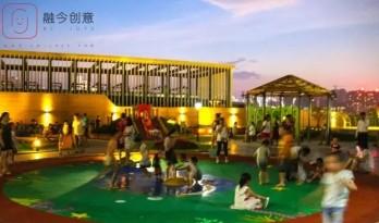 设计篇 ∣ 购物中心的童趣花园,万科中心亲子乐园