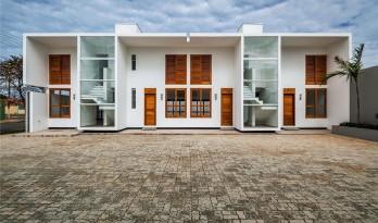 在私密住宅设计中,突出共享空间