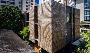 WSS住宅:独具匠心的旧时光建筑
