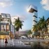 现代南洋风与本地文化的碰撞——文昌美丽汇 / DP Architects