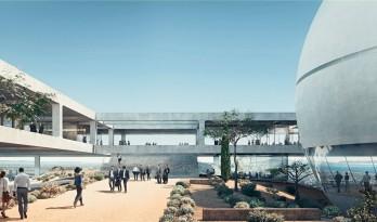 山脊上的禅意学院——赫尔佐格与德梅隆设计的伯格鲁恩学院