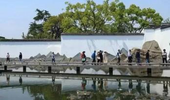 """苏州博物馆十一年了,贝聿铭坚持的""""中而新""""还站得住脚吗?"""