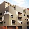 """城市装饰住宅——神奇的""""穿孔""""立面赋予新的城市归属感"""