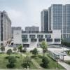 层叠矩阵 ——办公空间中的穿越与漫步 / 零壹城市