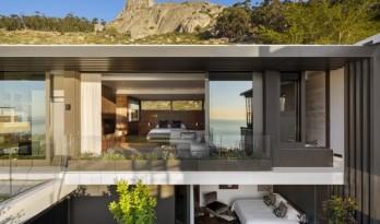 面朝大海,坐拥群山的海狮住宅