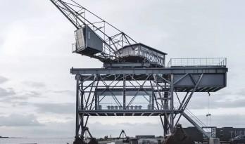 起重机也能改造成为精品酒店?就在哥本哈根!