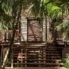 图卢姆树屋——一个丛林逃生的体验