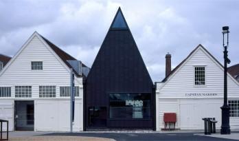 黑与白——海军船厂博物馆
