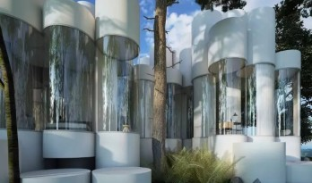 猜到你是这样的柱宅,却猜不到你是这样的建筑师?