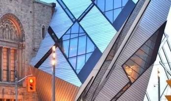 好图分享 | 建築就是力量,這力量是線,這力量是框!