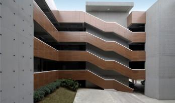 对自然环境的巧妙回应——成都航宇(CAST)/ 汤桦建筑设计