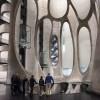 长江后浪推前浪,Heatherwick 新作的极致混凝土艺术震惊粗野主义