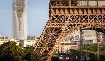 """""""都市蜃楼"""" – MAD公布巴黎蒙帕纳斯大厦改造方案"""