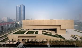 国庆专题 | 博物馆——天津博物馆 / 何镜堂