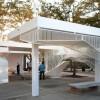 The Exchange:三个檐篷衍生出新的公共空间