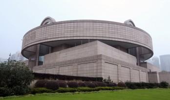 国庆专题 | 博物馆——上海博物馆 / 原上海建筑设计研究院