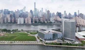 数字时代的第一个校园——康奈尔科技园在纽约罗斯福岛开幕