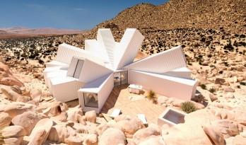 沙漠中一颗光芒四射的星:美国加州集装箱住宅