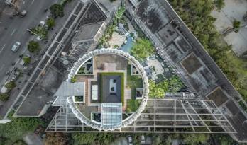 """从园林文化中衍生出来的诗意空间——""""八分园""""美术馆"""