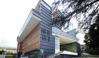 香港珠海学院新校园 / 许李严建筑师事务有限公司
