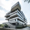 轨迹构造肌理艺术——德国,FOM 新教学楼