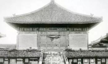 """""""大清亡了""""之后,紫禁城留下的中国古建筑,竟然被一个日本人研究透了!"""