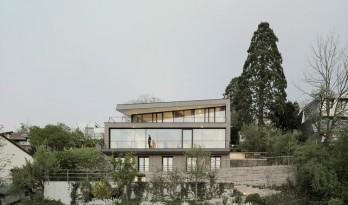 独具匠心的山谷住宅——德国 Haus B 住宅