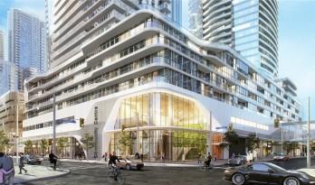 多伦多再添摩天楼,九十多层超高住宅,这个高度你敢去住么?