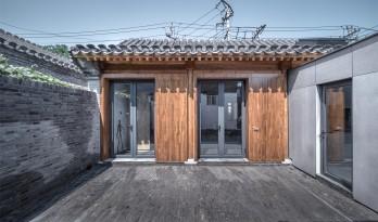 空间交错,未来之家——白塔寺 / 度太建筑