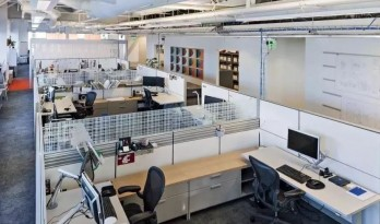 液态网络时代,建筑师怎么设计办公室?