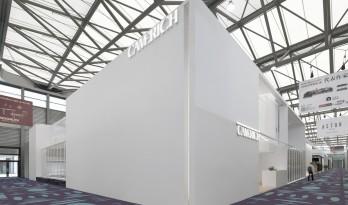 万象方合:锐驰2017上海家具展展厅 / 水平线空间设计