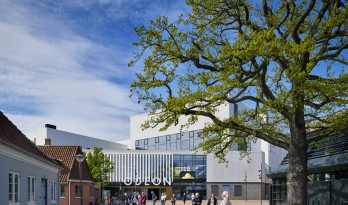 欧登塞音乐厅——新的城市象征