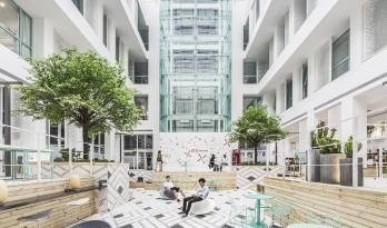 北京远洋邦舍青年路公寓 / MAT Office