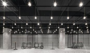 """透明的光影盒子——""""北""""空间 / 如恩设计研究院"""