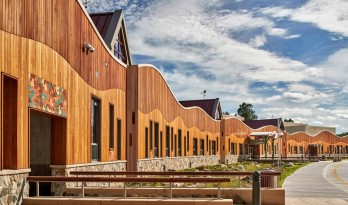 将反恐纳入建筑设计——新桑迪胡克小学