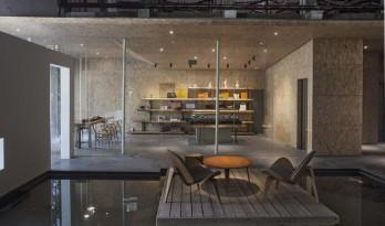 日生欢喜茶室 ——废品收购仓库的再构 / 择木创建室内设计