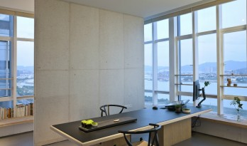 将人文与休闲融入办公空间 / 择木创建室内设计