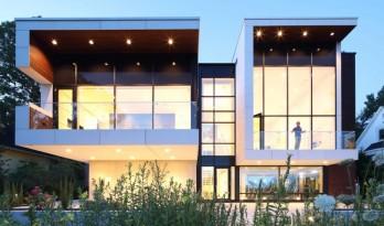 由玻璃房连接的Halifax住宅 / Omar Gandhi Architect