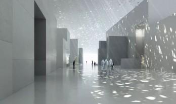 阿联酋花77亿造了个空壳,走进内部才发现震撼人心的光影之美