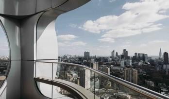 历时4年,UNStudio在伦敦建成低调奢华的住宅高楼