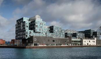 滨海长廊,塔楼迭起——未来的太阳能学校