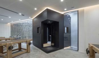 挖掘都市之中的隐匿技艺——M.Y.Lab上海店空间改造 / 久舍营造工作室