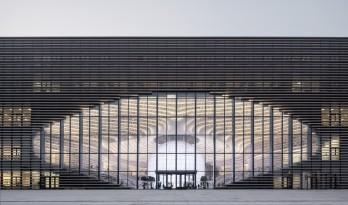 天津滨海图书馆 / MVRDV + 天津城市规划设计院