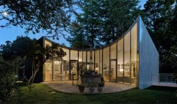 弧形空间——新与旧的融合 / Spanish architect Alejandro Valdivieso