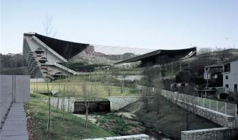 不朽的风貌,冲击的力量感——布拉加市政球场 / Eduardo Souto de Moura