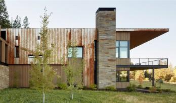 RCR住宅:隐于山林,朴素无华 / Carney Logan Burke Architects