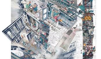 世界建筑节WAF:首届建筑制图奖结果揭晓