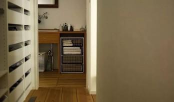 经验 | 走廊怎么用才不会浪费空间?教你两招!